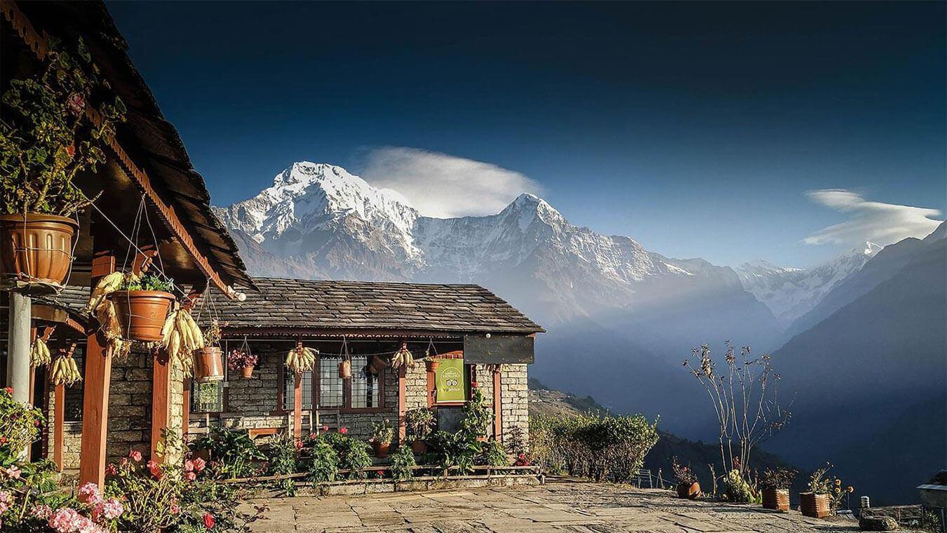 Nepal Trek Routes