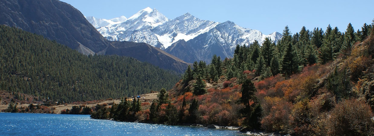 Upper Dolpo Phosundo Lake